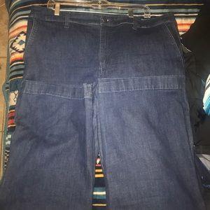 Straight Leg Plus Size Jeans